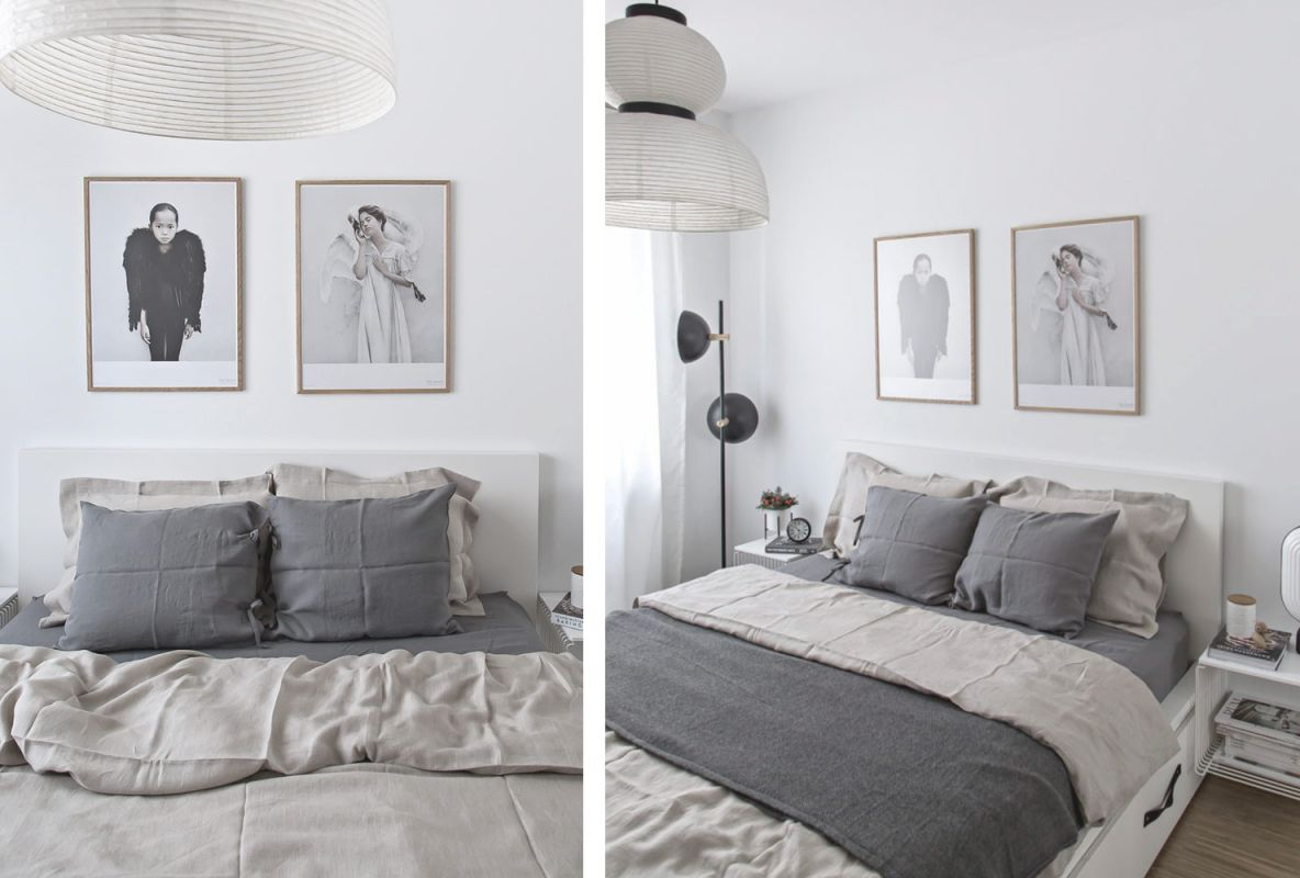 20 Ways To Decorate A Small Bedroom | Shutterfly within Decoration For Bedrooms Ideas
