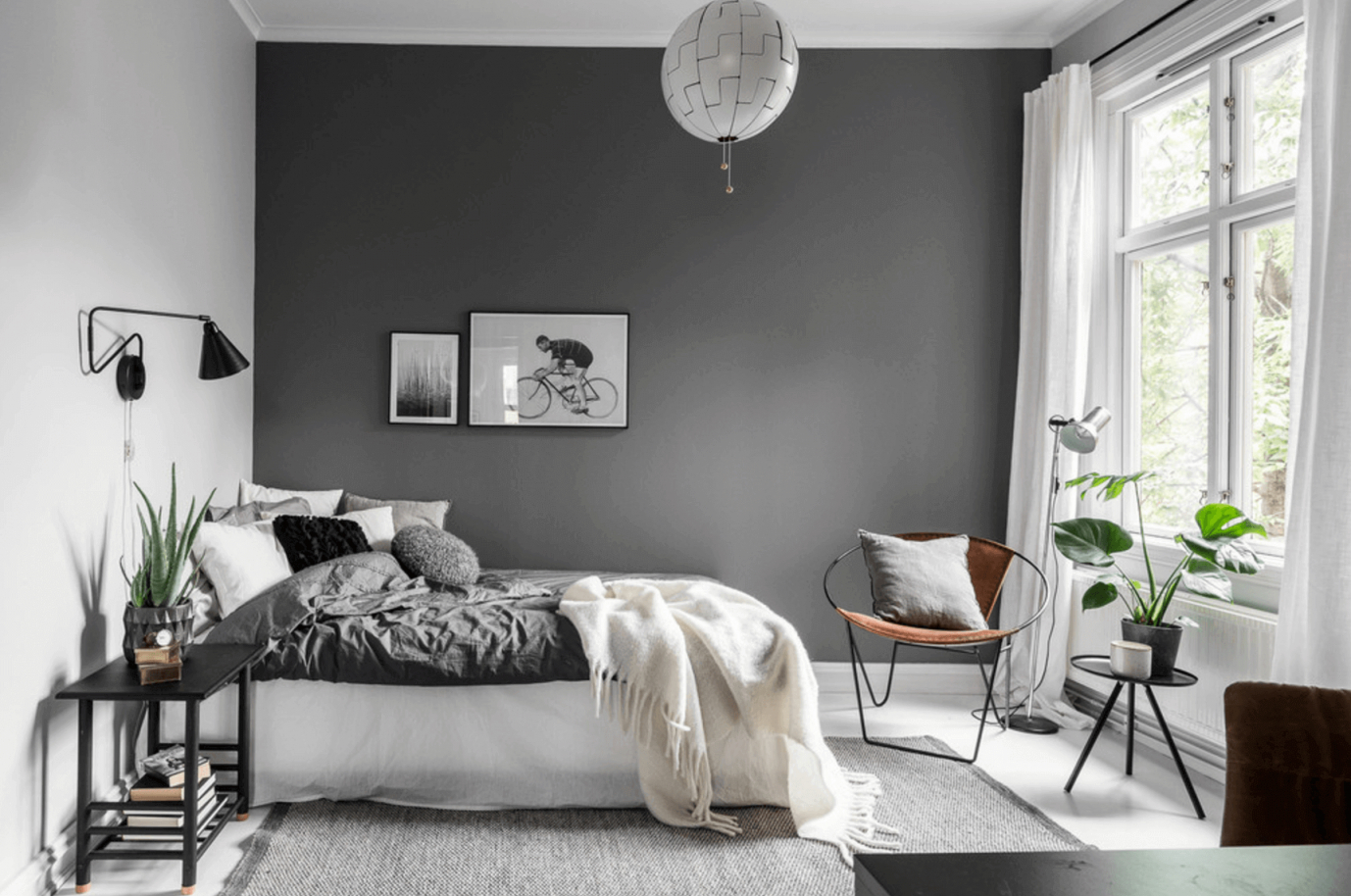 23 Best Grey Bedroom Ideas And Designs For 2020 with regard to Black And Grey Bedroom Decorating Ideas