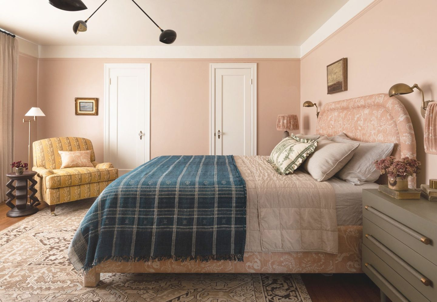 24 Best Bedroom Colors 2020 – Relaxing Paint Color Ideas For for Home Decor Ideas For Master Bedroom