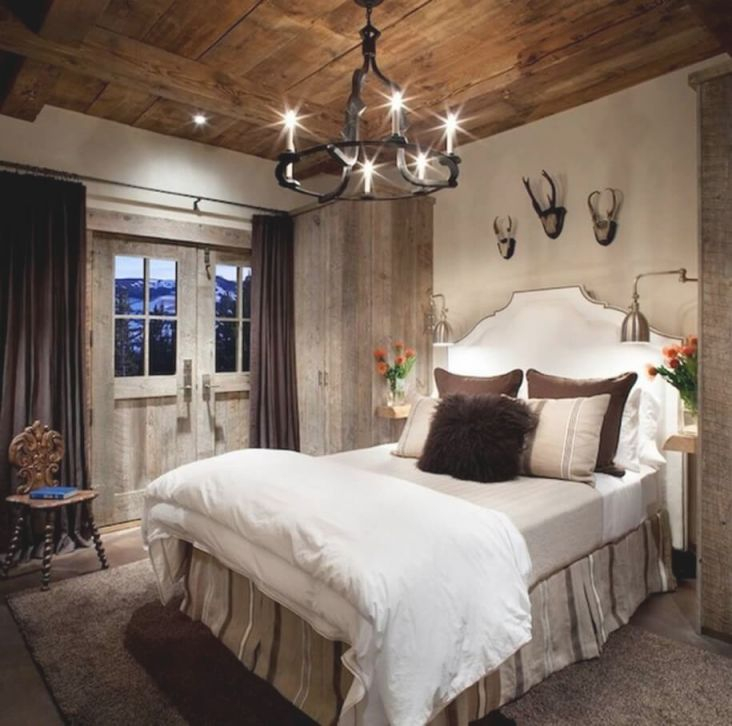 26 Best Rustic Bedroom Decor Ideas And Designs For 2020 intended for Unique Rustic Bedroom Decorating Ideas