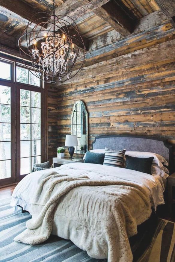 26 Best Rustic Bedroom Decor Ideas And Designs For 2020 pertaining to Unique Rustic Bedroom Decorating Ideas