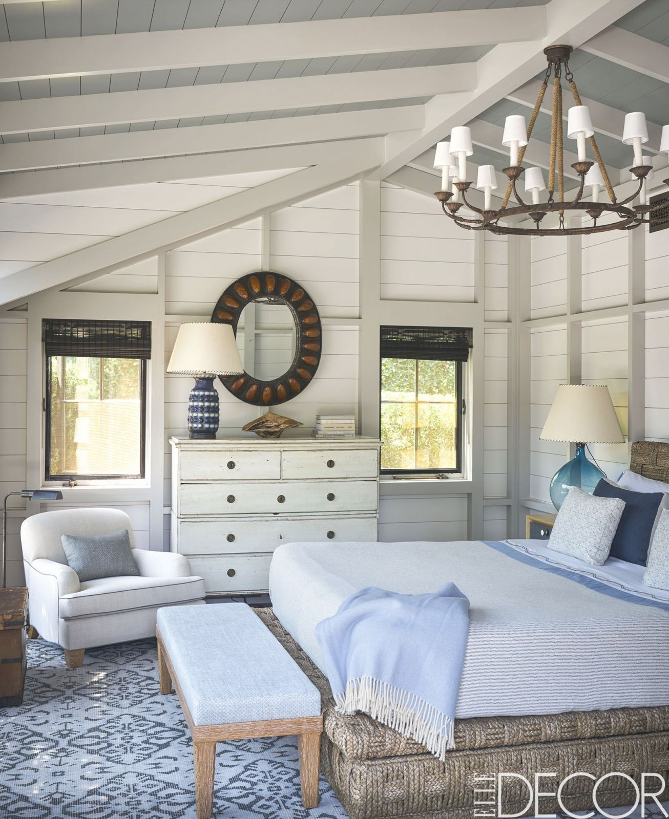 33 Coastal Home Decor Ideas – Rooms With Coastal Style within Luxury Seaside Bedroom Decorating Ideas