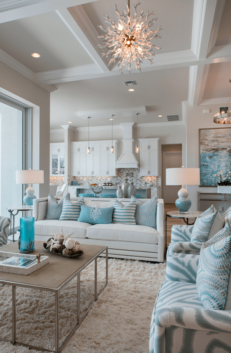 34 Best Beach And Coastal Decorating Ideas And Designs For 2020 regarding Luxury Seaside Bedroom Decorating Ideas