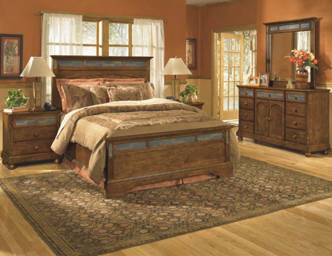 35 Rustic Bedroom Design For Your Home with regard to Rustic Bedroom Decorating Ideas