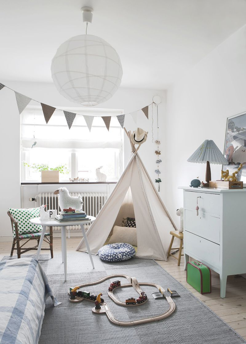 48 Kids Room Ideas That Would Make You Wish You Were A Child for Little Boy Bedroom Decorating Ideas