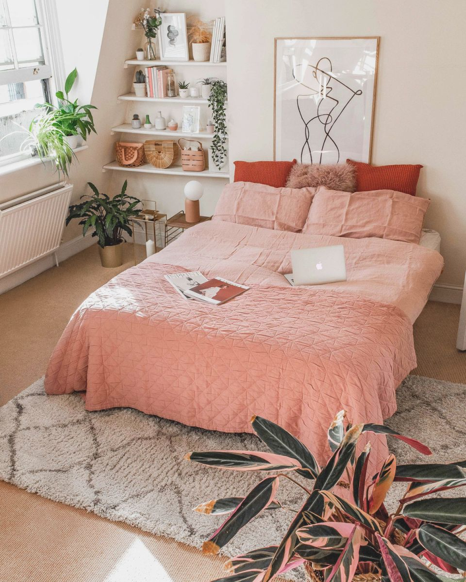 5 Bedroom Decor Ideas For A Spring Update – Kelsey In London inside Decorative Ideas For Bedroom