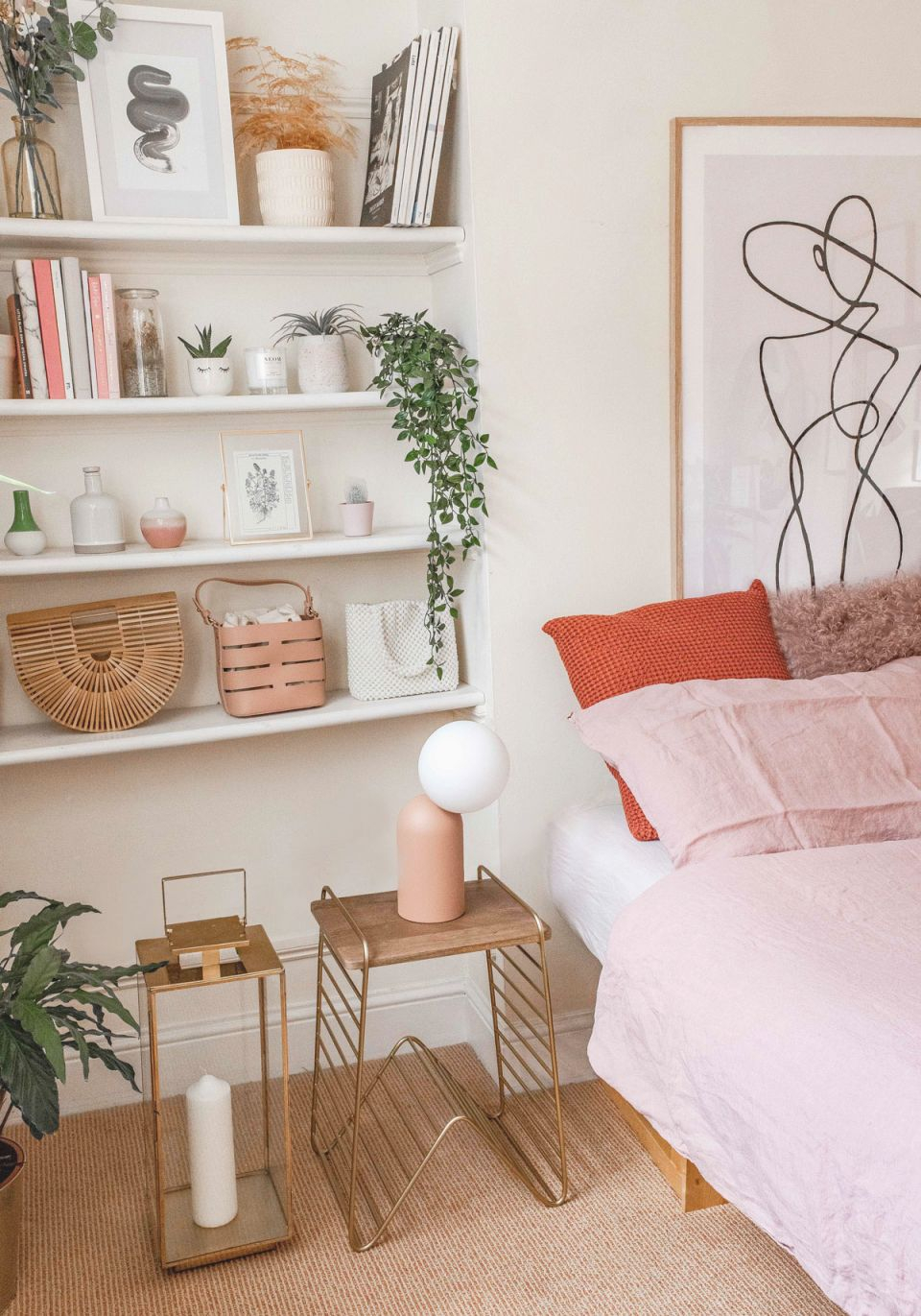 5 Bedroom Decor Ideas For A Spring Update – Kelsey In London pertaining to Beautiful Decoration For Bedrooms Ideas