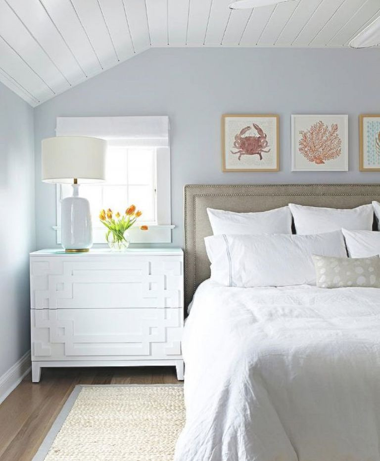 50 Gorgeous Beach Bedroom Decor Ideas intended for Seaside Bedroom Decorating Ideas