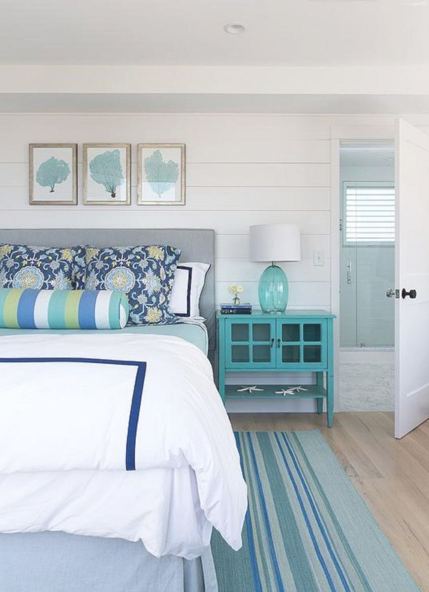 50 Gorgeous Beach Bedroom Decor Ideas with regard to Luxury Seaside Bedroom Decorating Ideas