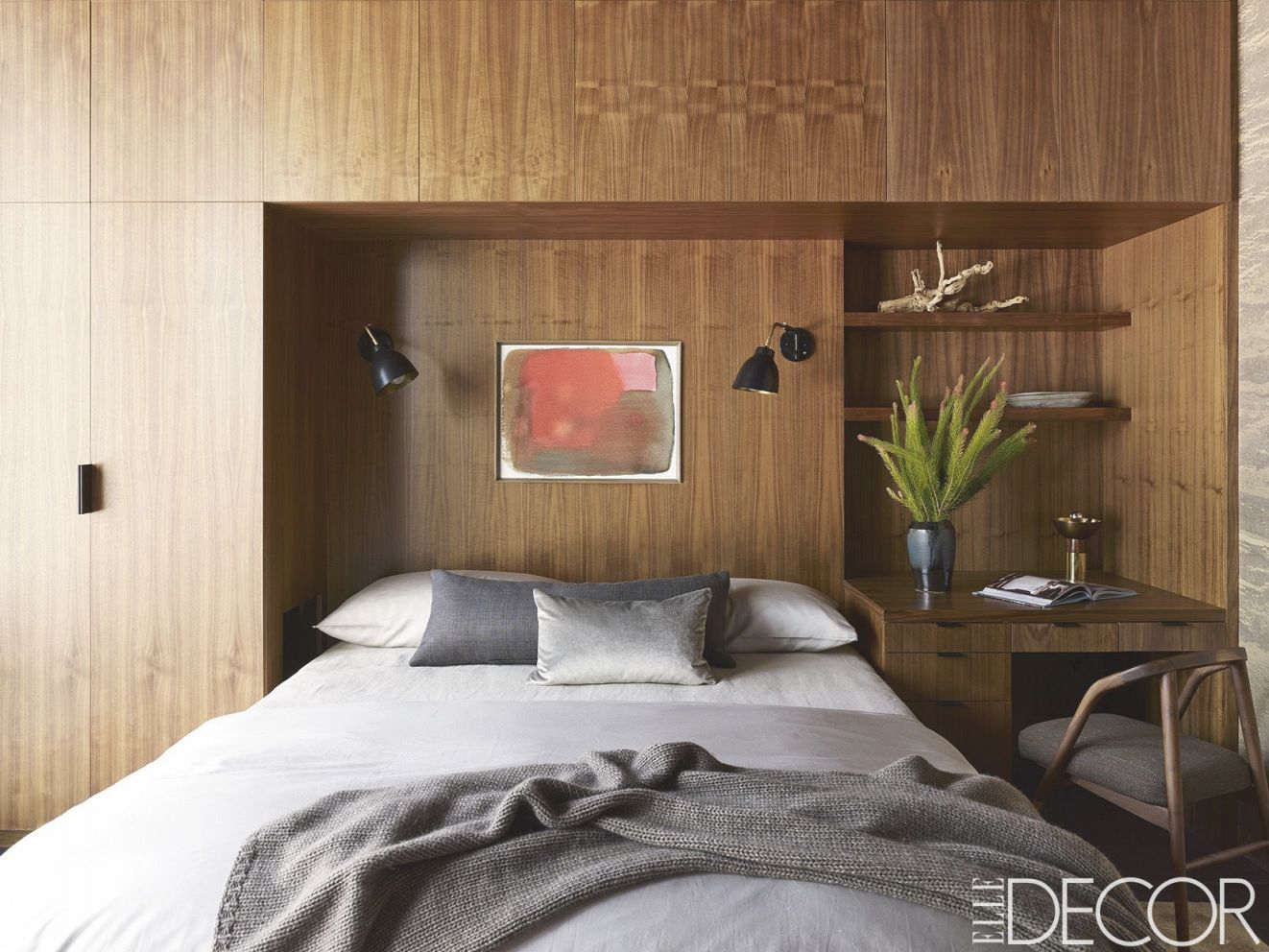 55 Small Bedroom Design Ideas – Decorating Tips For Small within Small Bedroom Decoration Ideas