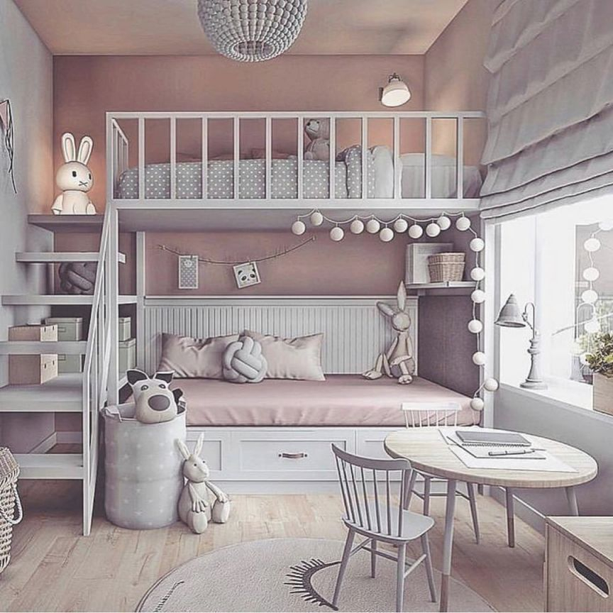 65 Amazing Ideas For Your Small Bedroom - Interior Fun with Small Bedroom Decoration Ideas
