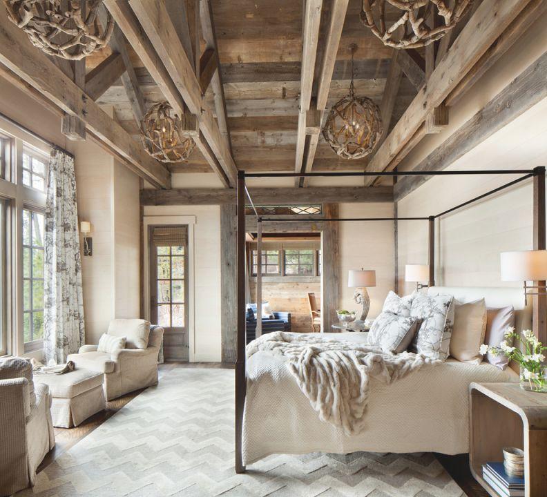 65 Cozy Rustic Bedroom Design Ideas Dapoffice With Regard To with Rustic Bedroom Decorating Ideas