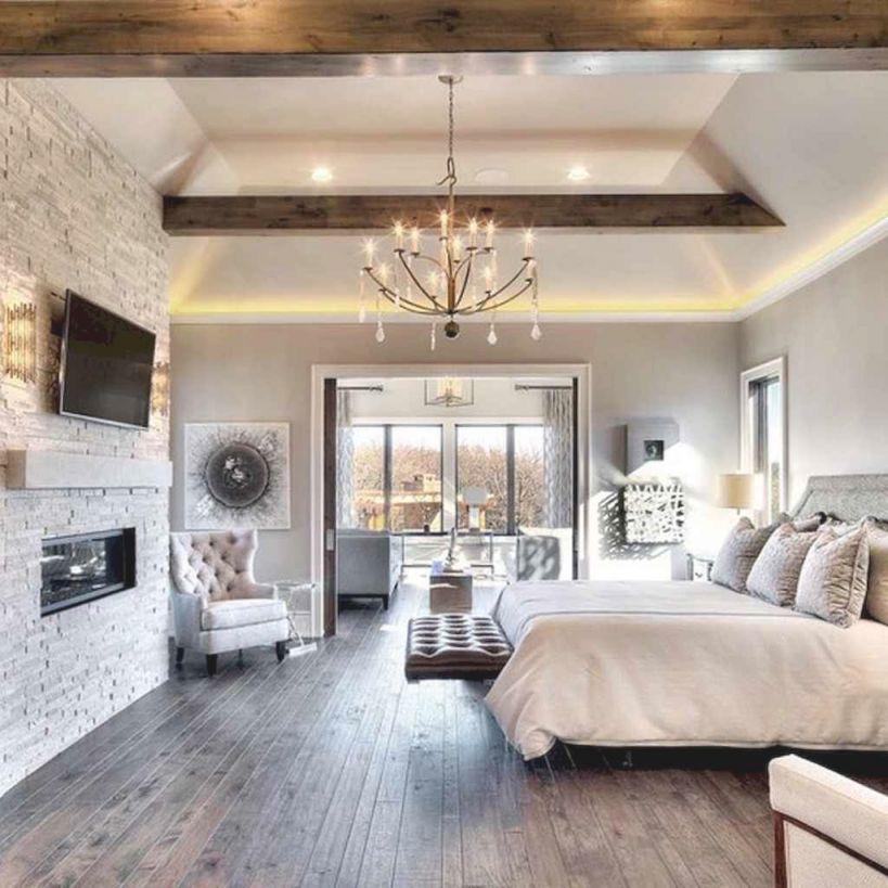 66 Farmhouse Style Master Bedroom Decorating Ideas (40 regarding Lovely Decorating Ideas Master Bedroom