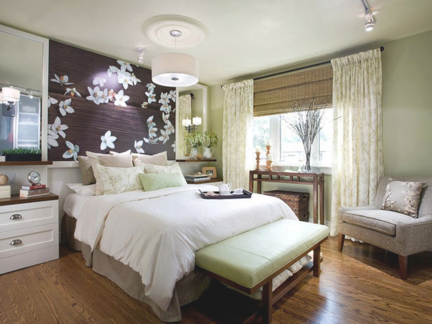 Beautiful Decorating Ideas For Master Bedrooms Bedroom pertaining to Home Decor Ideas For Master Bedroom