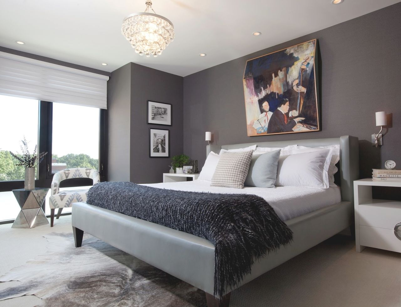 Bedroom : Bedroom Decor Ideas Gray Home Pleasant Then regarding Decorating Ideas For A Bedroom