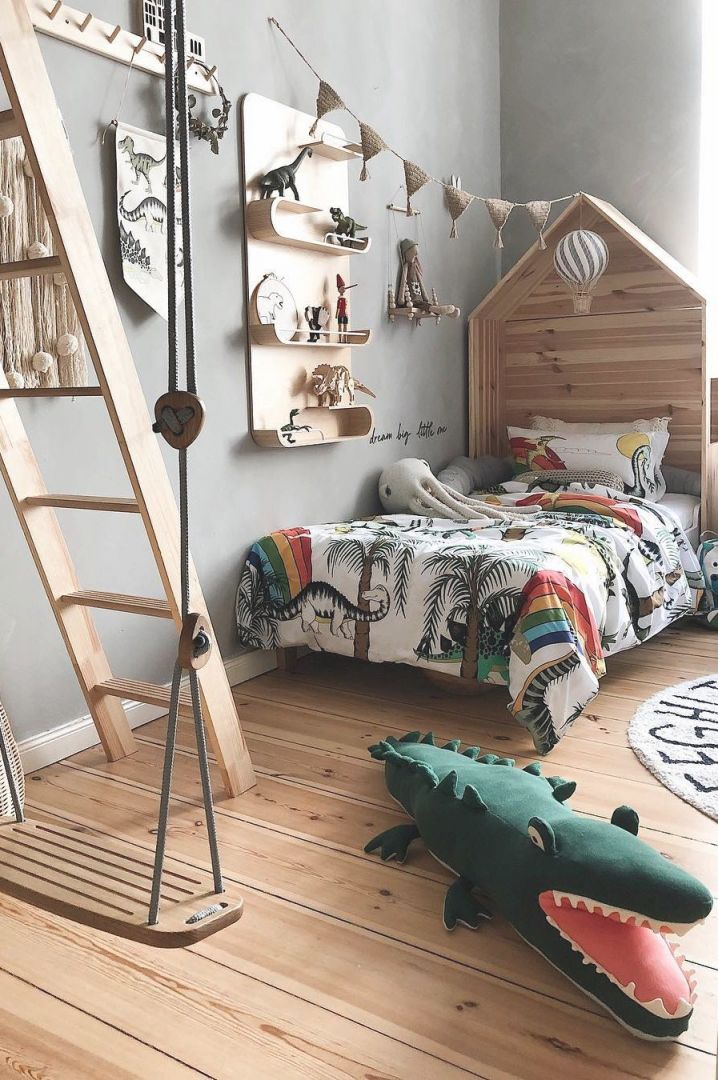 Bedroom Ideas : Beautiful And Modern Decorating For This for Awesome Little Boy Bedroom Decorating Ideas