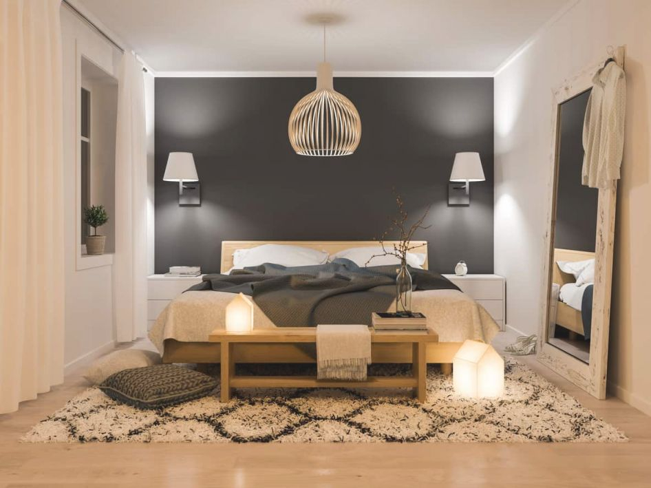 Bedroom Ideas : Custom Master Design On Floor Decorating throughout Lovely Decorating Ideas Master Bedroom