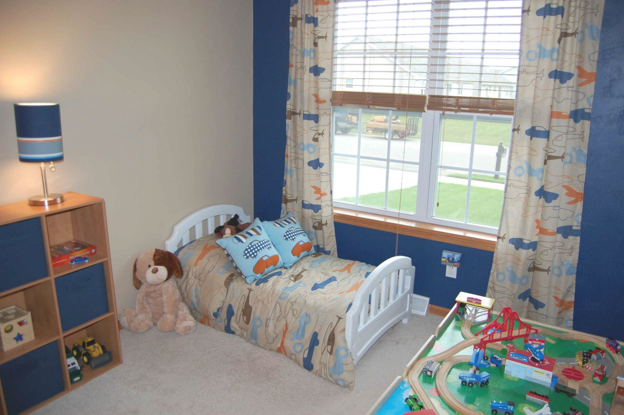 Bedroom Ideas Simple Boy Room Kids Decorating Little Idea With