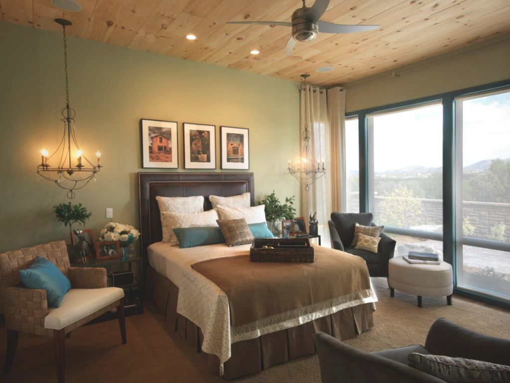 Best Colors For Master Bedrooms   Hgtv within Home Decor Ideas For Master Bedroom