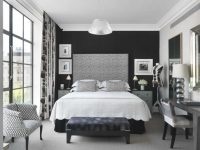 Birthday Large Romantic Interior Wall Engaging Image intended for Black And Grey Bedroom Decorating Ideas