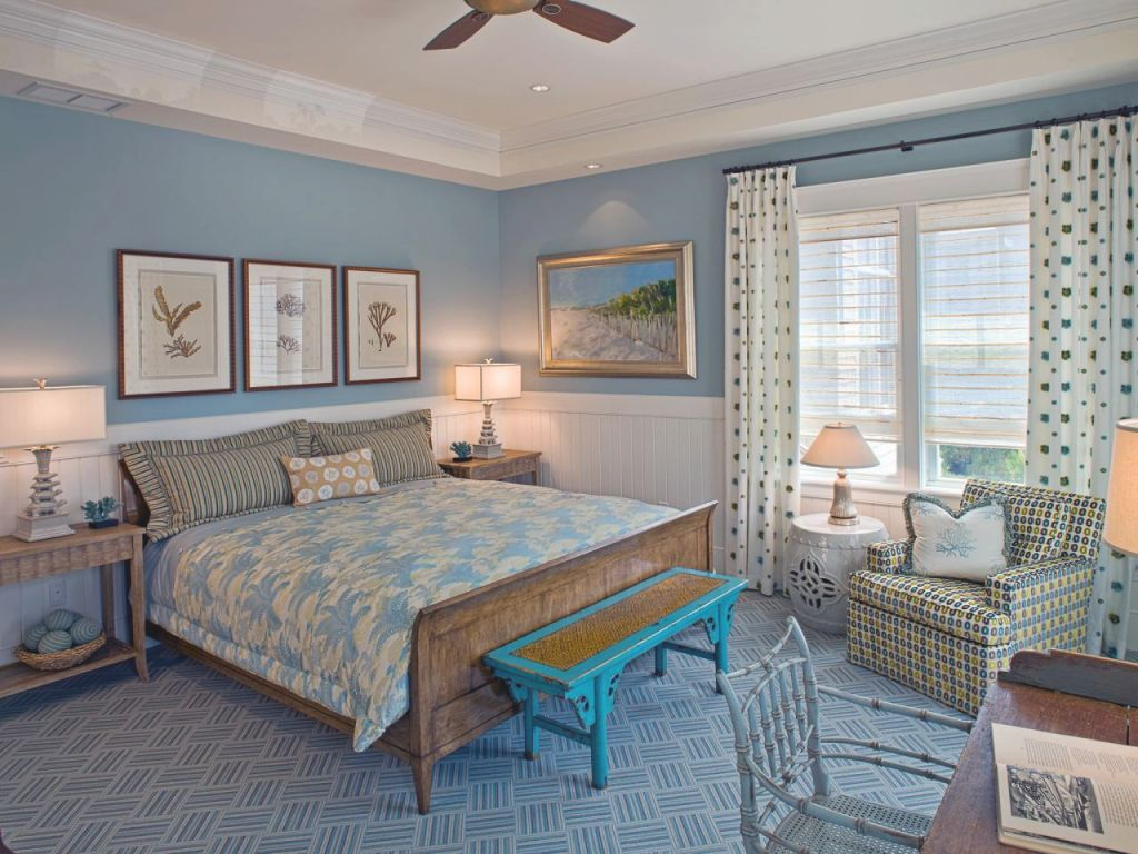 Blue Master Bedroom Ideas | Hgtv pertaining to Decoration For Bedrooms Ideas