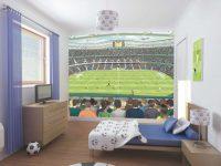 Boys Bedroom Decorating Ideas Football Design | Kamar Tidur with Awesome Football Bedroom Decorating Ideas