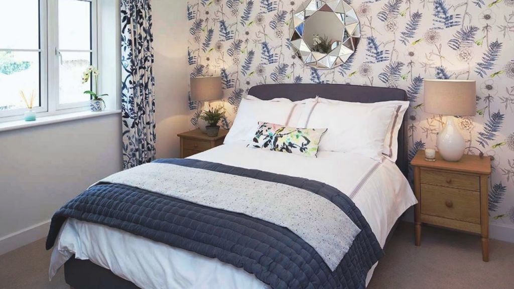 Budget-Friendly | Small Bedroom Decorating & Design Ideas throughout Bedroom Cheap Decorating Ideas