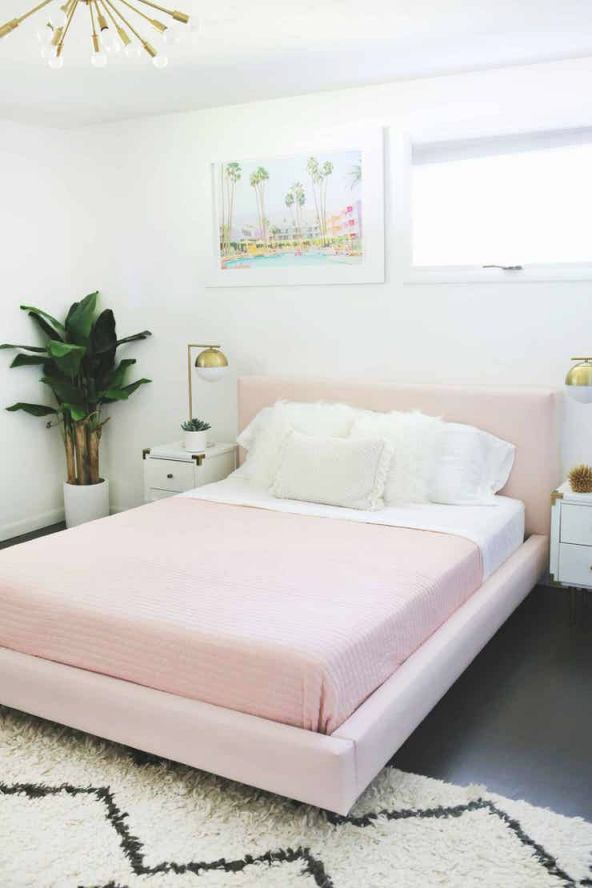 Charming But Cheap Bedroom Decorating Ideas • The Budget in Beautiful Decorative Ideas For Bedroom