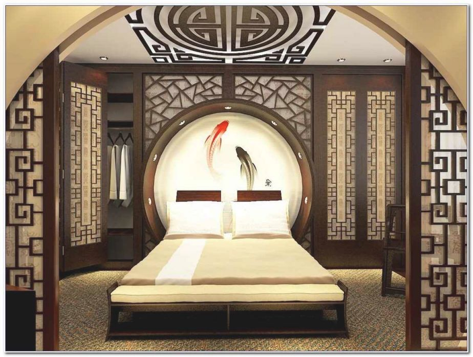Chinese Bedroom Decoration – Bedroom Ideas in Chinese Bedroom Decorating Ideas