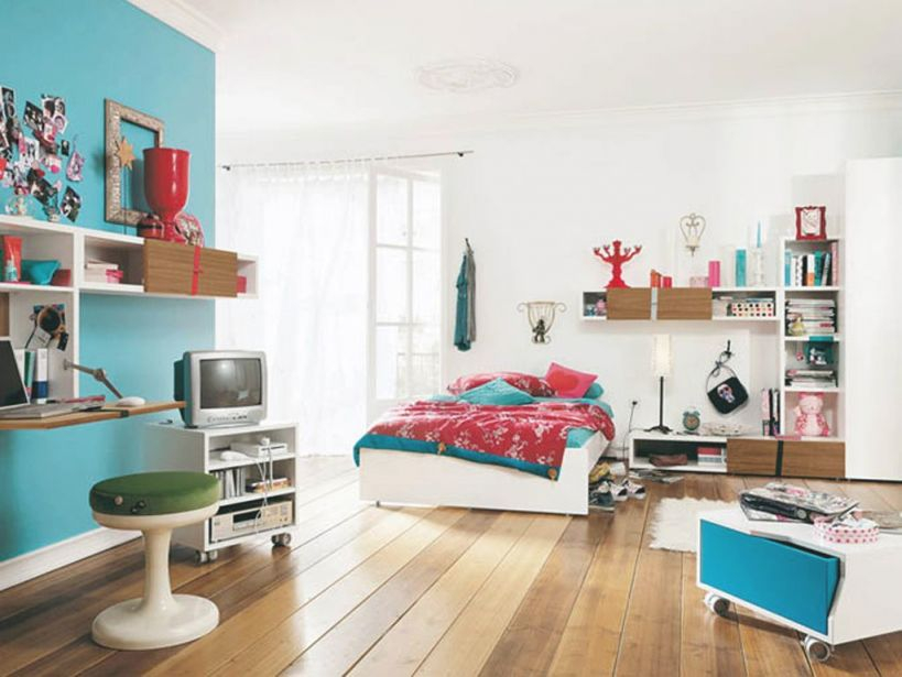 Cool Bedrooms For Teenage Guys Ideas Bedroom Room Interior regarding Awesome Teen Bedroom Decorating Ideas