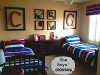 Cool Sports Room Ideas – Easy Craft Ideas throughout Football Bedroom Decorating Ideas