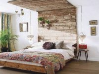 Creative No-Paint Diy Bedroom Wall Ideas in Beautiful Decorative Ideas For Bedroom