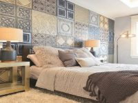 Creative No-Paint Diy Bedroom Wall Ideas with regard to Beautiful Decorative Ideas For Bedroom