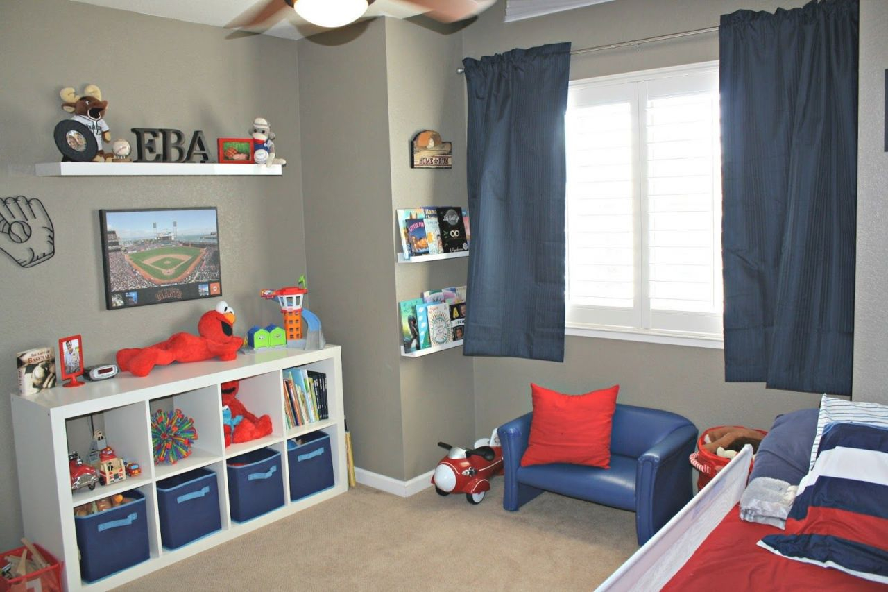 Decorating Ideas Modern Toddler Bedroom | Big Boy Bedrooms throughout Little Boy Bedroom Decorating Ideas