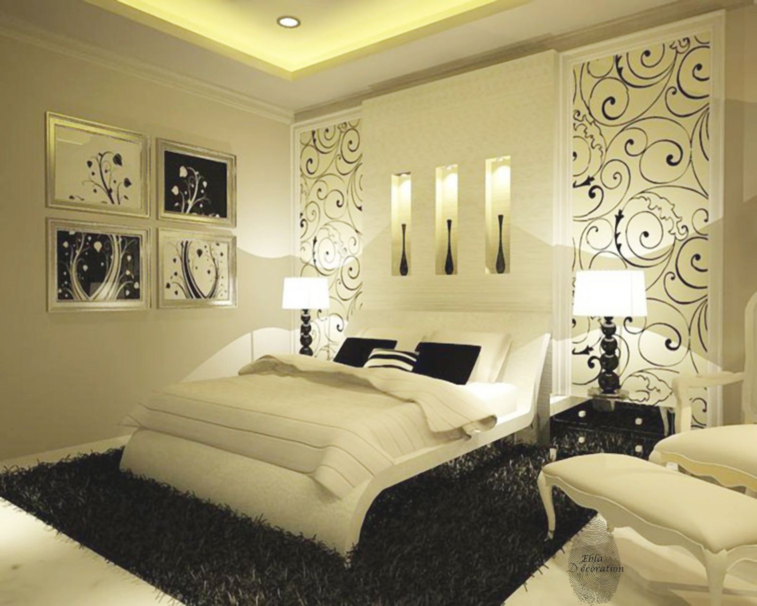 Enchanting Master Bedrooms Design Ideas That Everyone Can intended for Home Decor Ideas For Master Bedroom