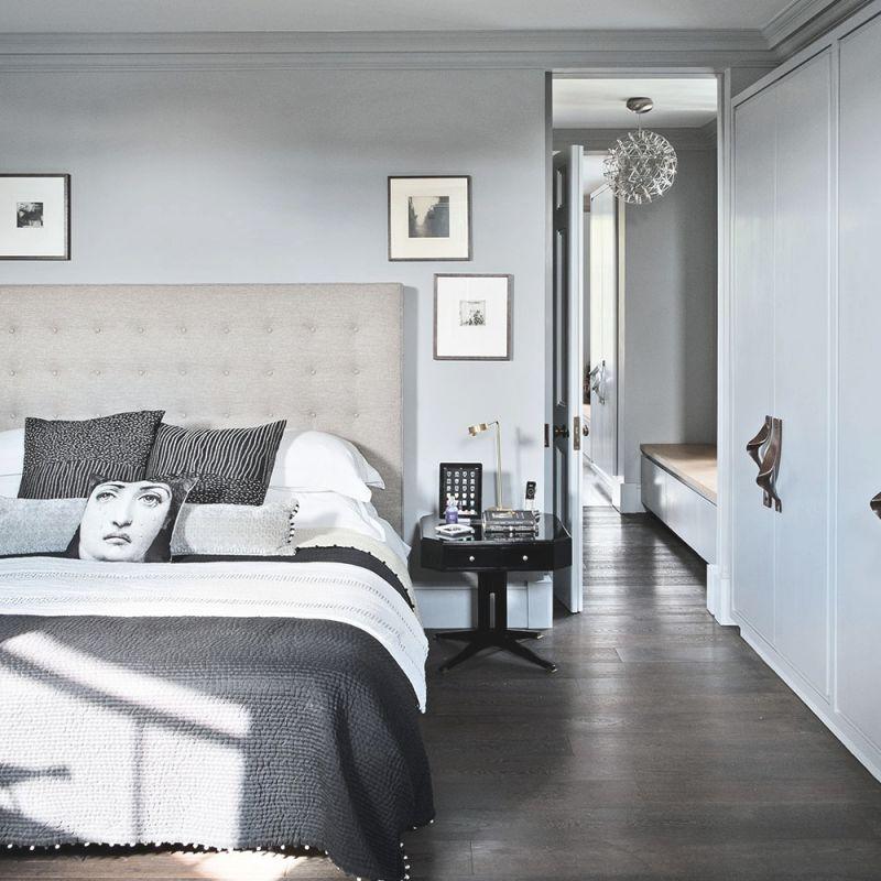 Grey Bedroom Ideas – Grey Bedroom Decorating – Grey Colour with Black And Grey Bedroom Decorating Ideas