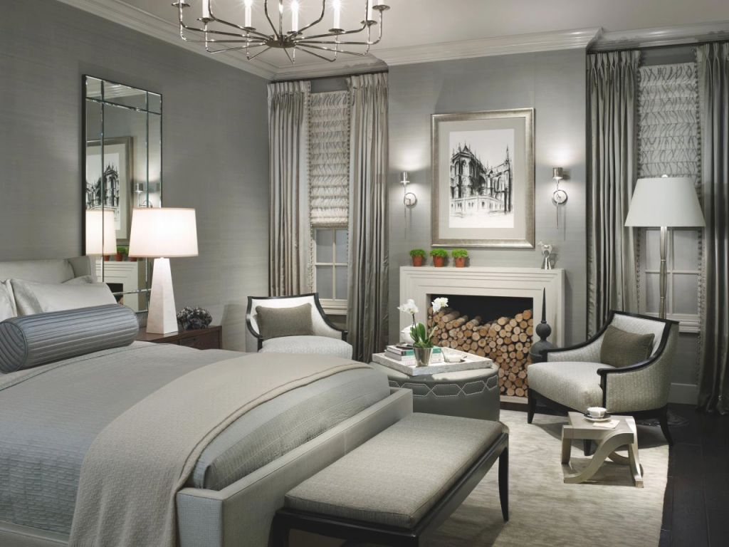 Grey Bedroom Ideas With Calm Situation – Traba Homes with Beautiful Black And Grey Bedroom Decorating Ideas