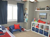 Interesting Sports Themed Bedrooms For Kids Interior with Football Bedroom Decorating Ideas