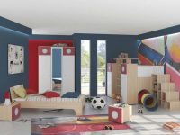Kids Desire And Kids Room Decor – Amaza Design throughout Football Bedroom Decorating Ideas