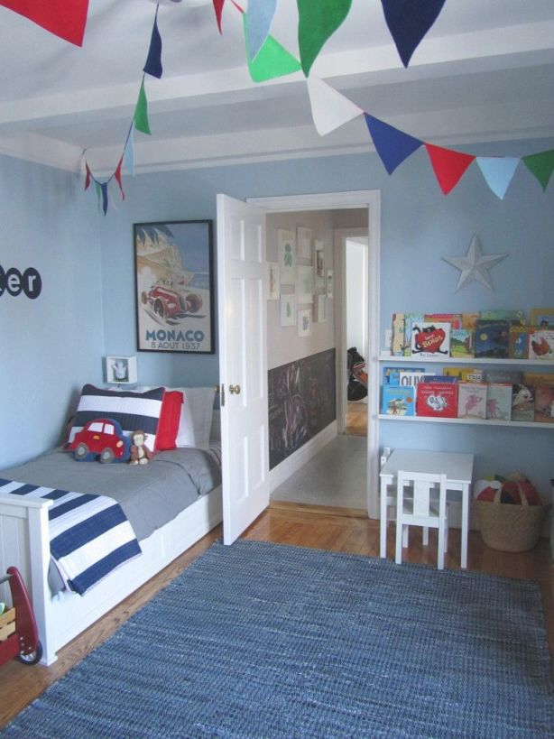 Little B's Big Boy Room | Big Boy Bedrooms, Toddler Rooms with Awesome Little Boy Bedroom Decorating Ideas