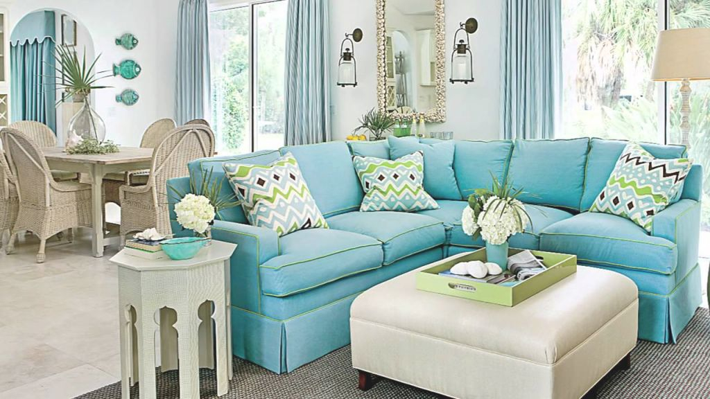 Living Room Seating Ideas | Seaside Design | Coastal Living intended for Seaside Bedroom Decorating Ideas