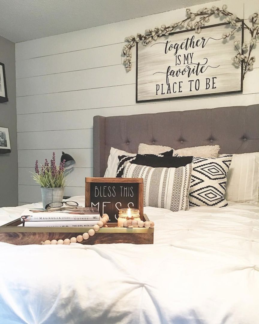 Modern Farmhouse Style Decorating Ideas On A Budget 16 With