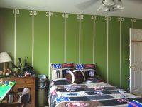 My Boys Tween Football Room! | Football Bedroom, Football pertaining to Awesome Football Bedroom Decorating Ideas