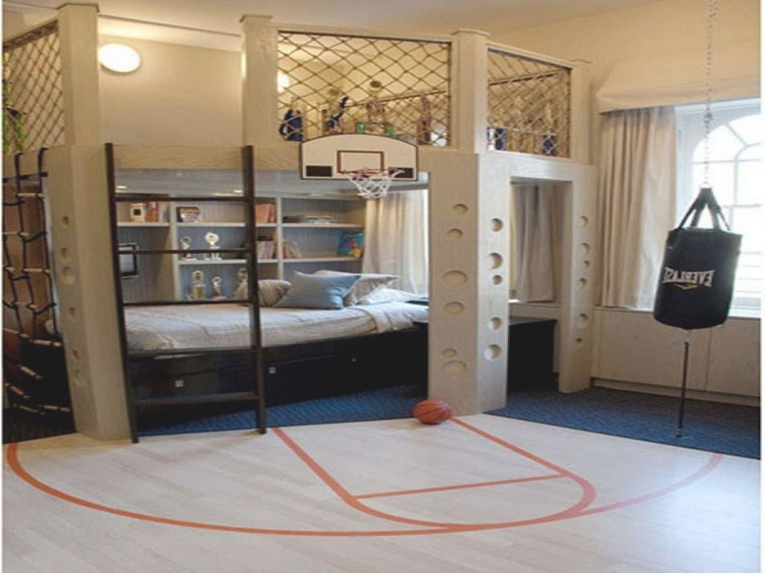 New Basketball Bedroom Design Boy Room Decor Full Size Of throughout Football Bedroom Decorating Ideas