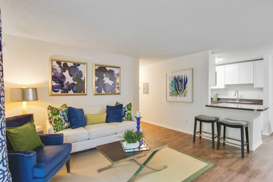 One Bedroom Apartment For Rent, Grove Parkview Apartments with Best of One Bedroom Apartment Decorating Ideas