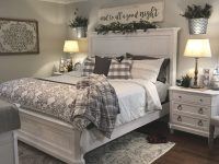 Pinbwarren On Home | Rustic Master Bedroom, Farmhouse throughout Home Decor Ideas For Master Bedroom
