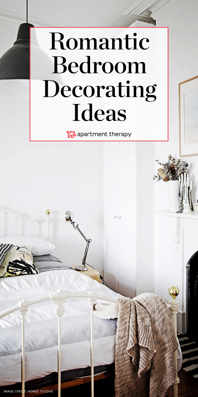 Romantic Bedroom Decorating Ideas | Apartment Therapy within Decorative Ideas For Bedroom