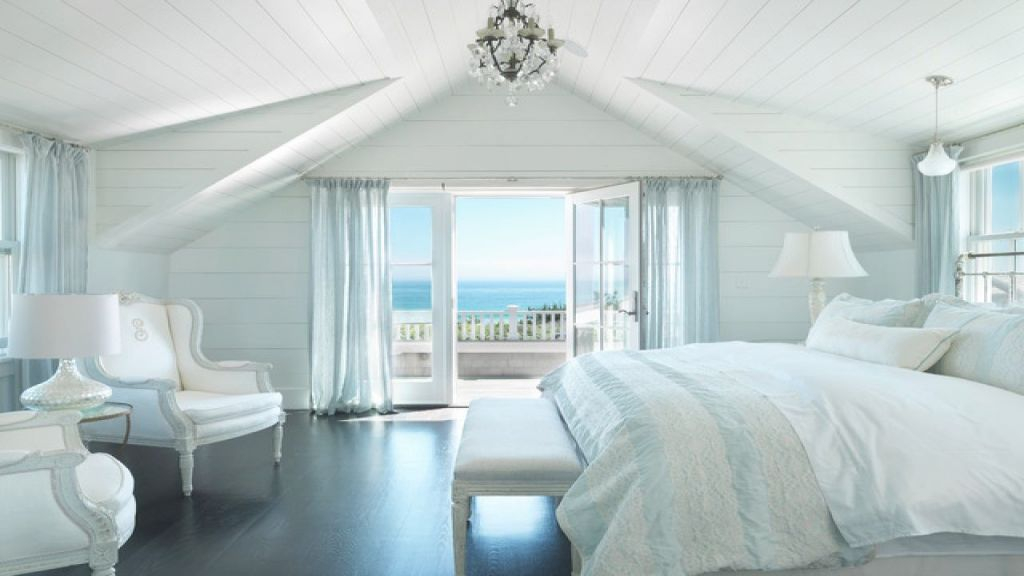 Seaside Bedroom Decorating Ideas | Beach-Master-Bedroom with regard to Seaside Bedroom Decorating Ideas