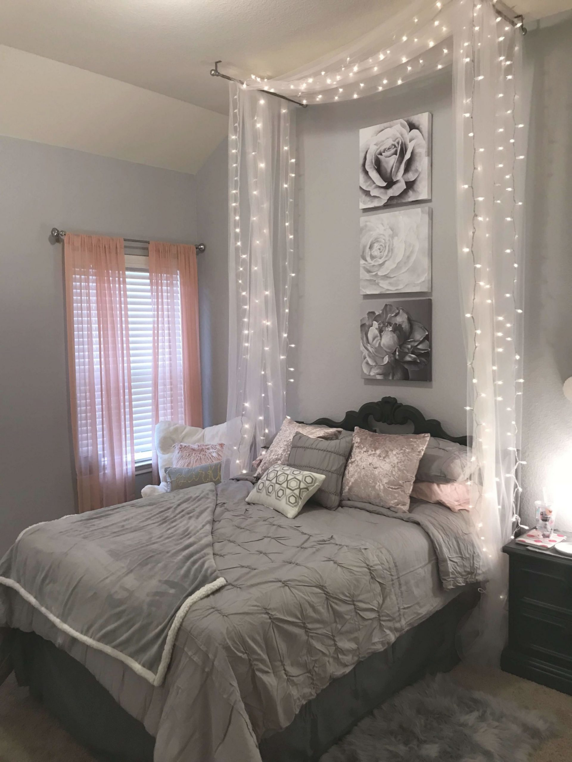 Some Of The Coolest Girly Teenage Bedroom Decor Ideas throughout Awesome Teen Bedroom Decorating Ideas