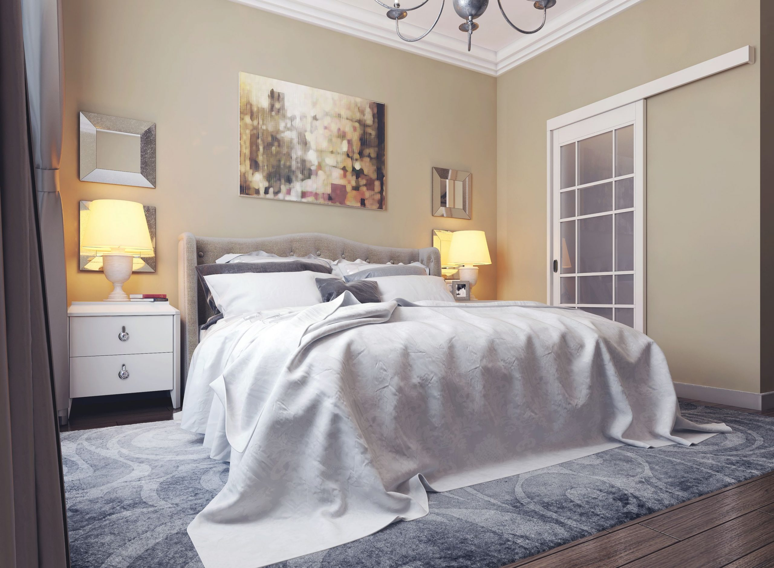 Stunning Wall Decorating Ideas For Bedrooms Printmeposter intended for Decoration For Bedrooms Ideas
